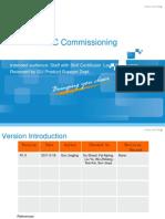 G TM iBSC Commissioning R1.0