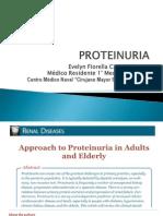 Proteinuria y Hematuria Fio
