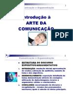 Resumo Comunicação e Argumentação