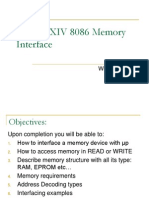 Lecture 14 Memory Interfacelast