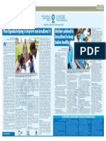 Plan Uganda Healthy Living Ad P4-5