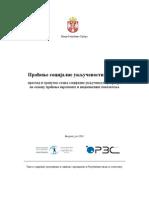 Pregled Stanja Socijalne Ukljucenosti u Srbiji Jul 2010