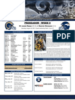2013PreWeek3 Rams at Denver