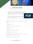 Lyricus Discourse 1-6