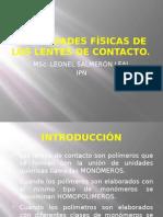 03 PROPIEDADES F�SICAS DE LOS LENTES DE CONTACTO.ppsx