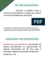 Avaliacao Pre-operatoria 16.05