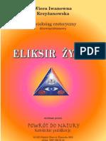 Wiera Iwanowna Krzyżanowska - Eliksir Życia