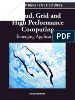 Cloud, Grid and High Performance Computing