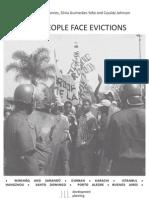 Cabannes et al, How people face evictions
