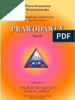 Wiera Iwanowna Krzyżanowska - Prawodawcy t. III