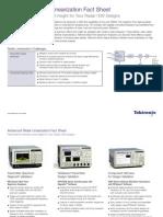 Advanced Radar Linearization Fact Sheet