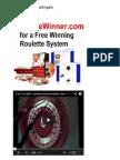 Online Roulette Martingale