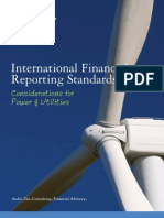 IFRS for Power Utilities