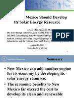 Csp New Mexico