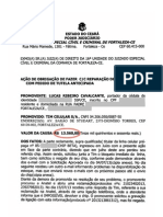 Petição inicial - Processo TIM BETA - Lucas Ribeiro