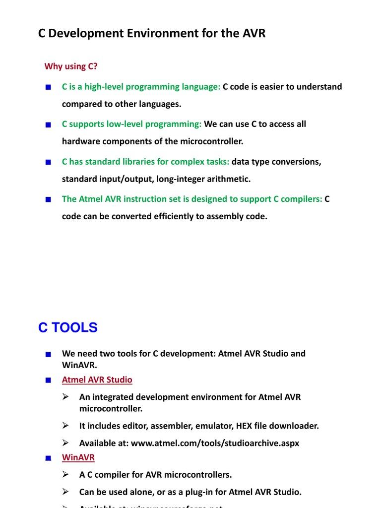 C Programming C Programming Language Control Flow