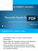 How to Set Accuratesalesquotaswebinarslides 120604104334 Phpapp01