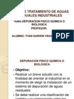 Curso de Tratamiento de Aguas Residuales Domestica Industriales