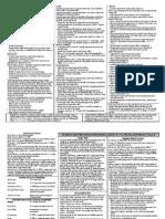 Warmachine MK II QRS v. 1.5 Page 2