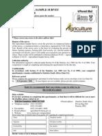 2008 Final English Questionnaire