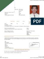 KVPY - Online Application