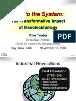 Economic Impact of Nanotechnology