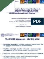 Unido Origin Consortias in Peru
