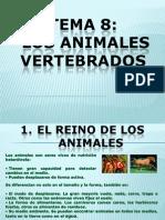 08. Los Animales Vertebrados (1)
