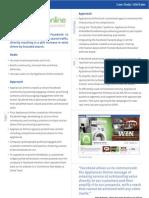 Facebook Case Study Appliances Online