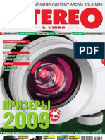 Stereo&Video 12 2009