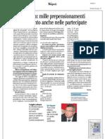 Rassegna Stampa 20.08.2013