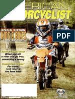 American Motorcyclist Jun 2005