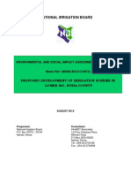 Eia_866esia Study Report - Final