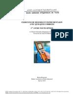 Livre Exercices Instrumentation 2011