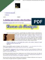 A Justiça que excede a dos Escribas e Fariseus _ Portal da Teologia.pdf