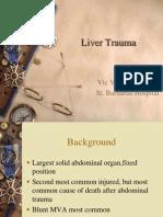 Liver Trauma 1