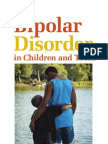 Bipolar Disorder in Children and Teens Brochure