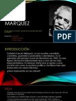 GABRIEL GARCÍA MÁRQUEZ PPT