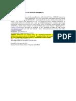 AVISO LICITAÇÃO INFRAESTRUTURA CORREDORES TRANSPORTES PÚBLICOS PASSAGEIROS DE NATAL