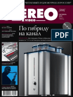 Stereo&Video 10 2010