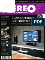 Stereo&Video 11 2010