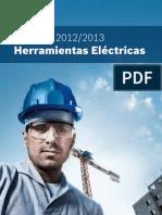 Catalogo de Herramientas Electricas 2012