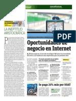 Oportunidades de Negocio en Internet