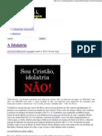 A Idolatria _ Portal da Teologia.pdf