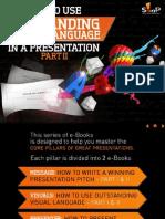 How to Use Outstanding Visual Language II
