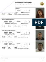 Peoria County booking sheet 08/20/13