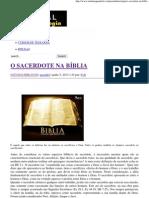 O SACERDOTE NA BÍBLIA _ Portal da Teologia.pdf