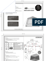 Wilson & Fisher 12 x 12 Sunshelter w Net Instructions