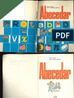 Abecedar Clasa I Romania 1982
