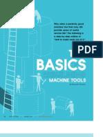2004-01-01 the Basics of Rebuilding Machine Tools